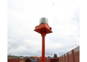 Аэродромный импульсный маяк одноцветный