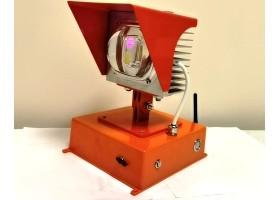 Аккумуляторный прожектор подсветки места приземления специальный