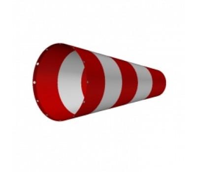 Сменный конус ветроуказателя для промышленной площадки