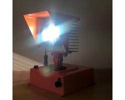 Аккумуляторный прожектор подсветки места приземления