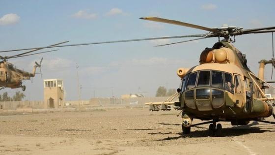 Принят на снабжение мобильный комплект оборудования вертолетной площадки Стерх-Б